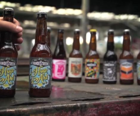Hop Art – vandeStreek Bier